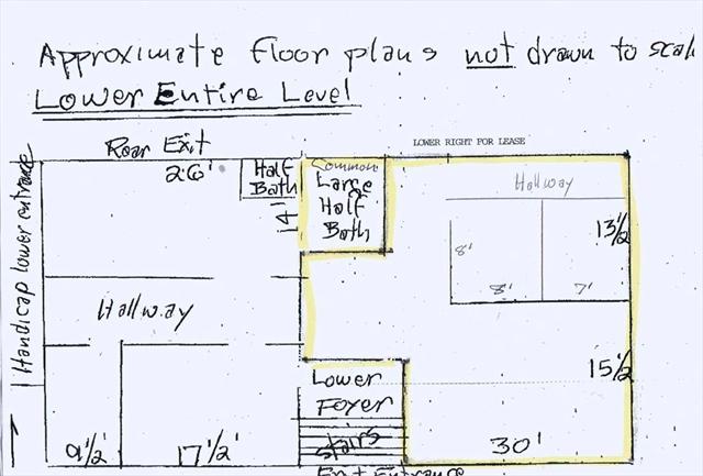1 Survey Circle - Lower RIGHT Billerica MA 01862