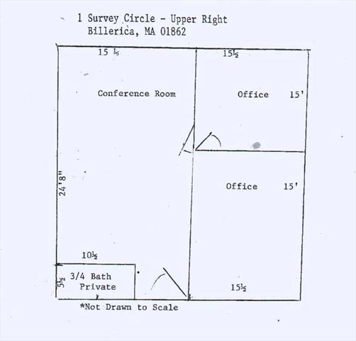 1 Survey Circle-Upper RIGHT Billerica MA 01862