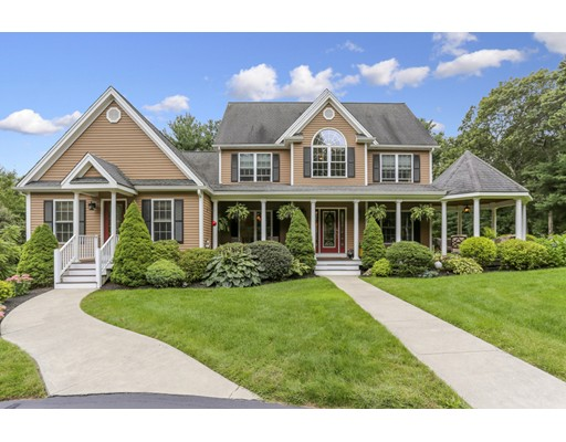 4 Summer Heights Drive, Franklin, MA 02038