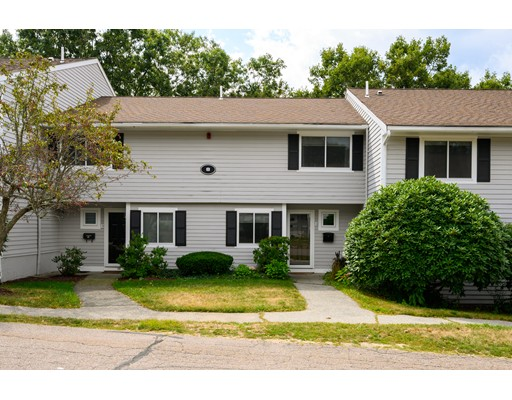 Amazing opportunity to own in Hingham! This 2 bedroom, 1.5 bathroom townhouse is full of recent updates and ready for its new owner, nothing to do but move in, unpack and enjoy. You'll love the gorgeous, bright kitchen with quartz countertops, marble backsplash and black stainless appliances! The living room is large and open with slider to the private patio. 1st level laundry room has lots of storage space. Both bedrooms are super spacious and the master has 2 closets. The location is just perfect and puts you at the heart of it all~Hingham Shipyard for shopping and restaurants, commuter boat to Boston, World's End for hiking and enjoying views of the Boston skyline, Bare Cove Park for walks & biking, easy access to commuter rail and bus...the list goes on! Condo fee includes heat & hot water as well as the in-ground pool, tennis courts and clubhouse! Truly an exceptional place to call home!