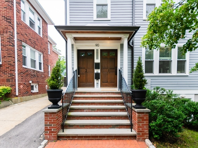 90 Lawton St, Brookline, MA, 02446, Coolidge Corner  Home For Sale