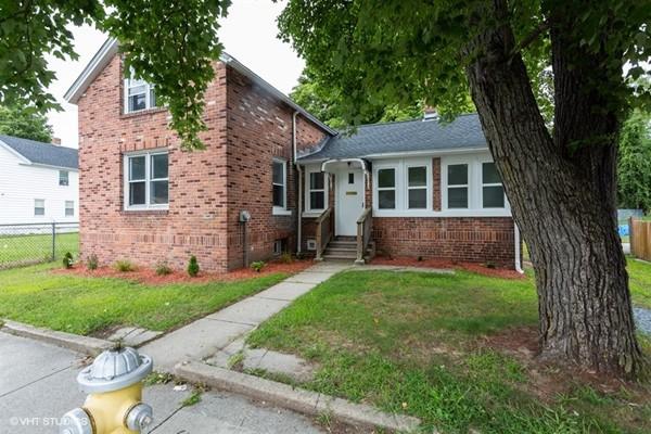 86 Pendleton Avenue Springfield MA 01109