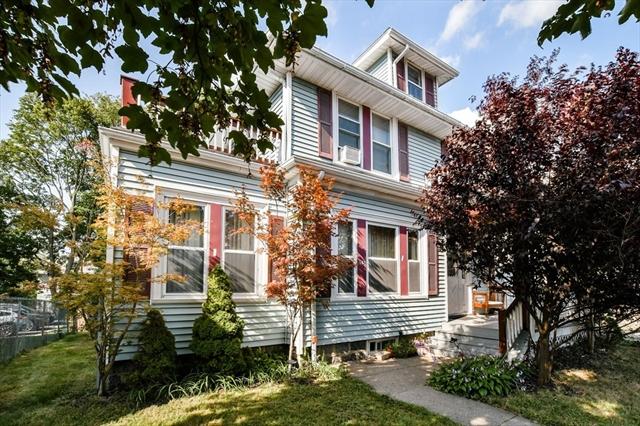55 Fairmount Street Boston MA 02124