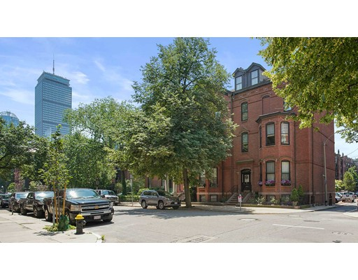 1 Fairfield Street, Boston, MA 02116