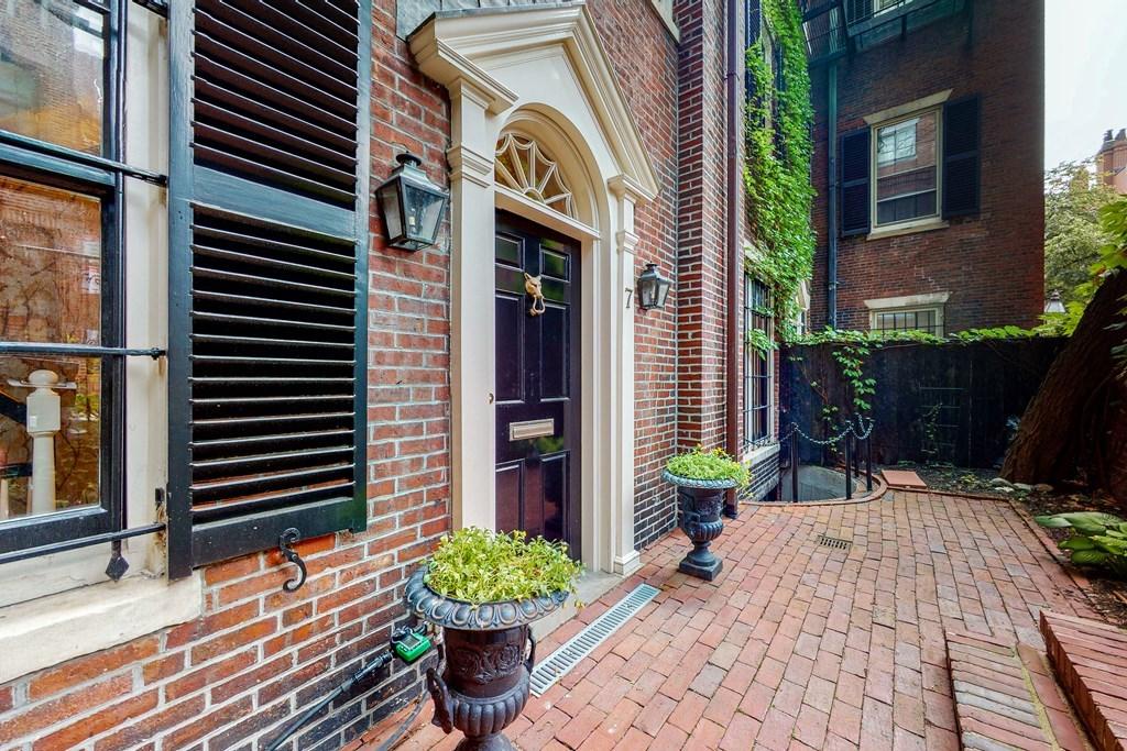 Photo of 7 Willow Street Boston MA 02108