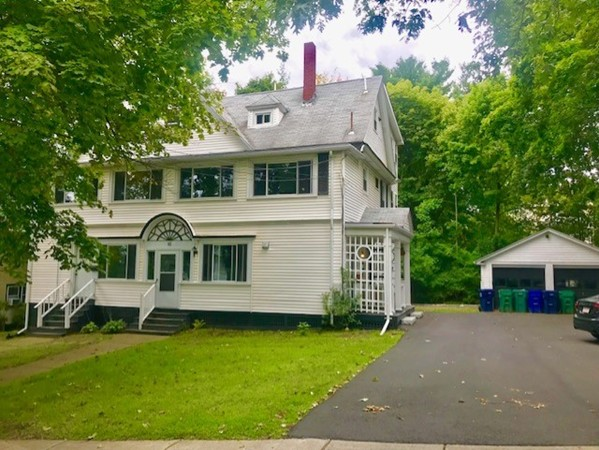 8-10 Allston Street, Newton, MA, 02465, Newtonville Home For Sale