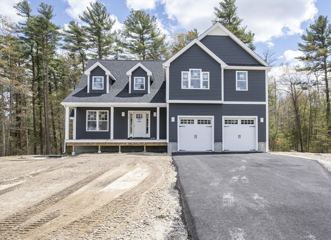 57 Waterford Circle--UNDER CONST Dighton MA 02715