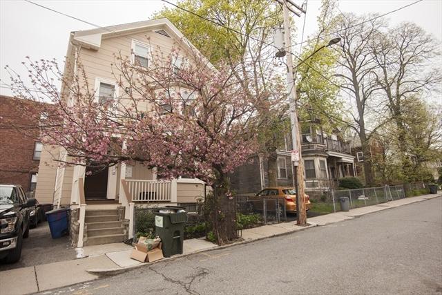 6 Chilcott Place Boston MA 02131