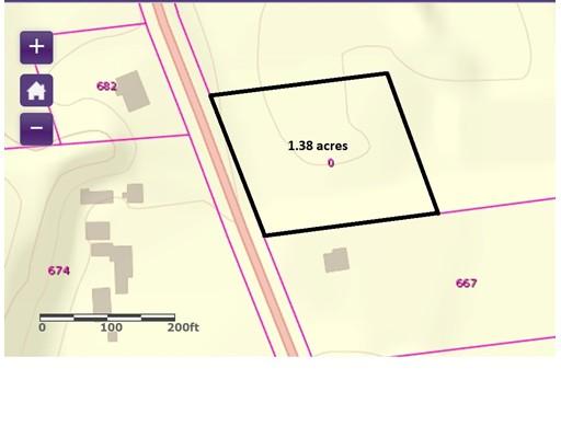 675 Brattleboro Rd (land only), Bernardston, MA 01337