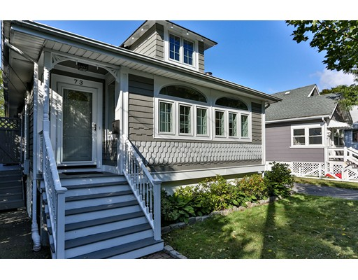 73 Franklin Avenue, Quincy, MA 02170