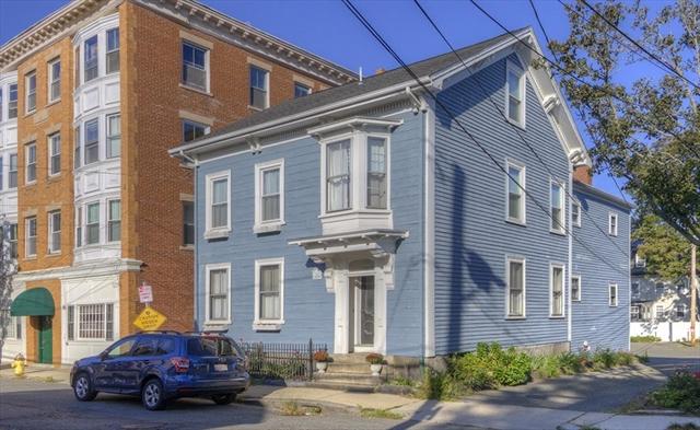 44 Essex, Salem, MA, 01970 Real Estate For Sale