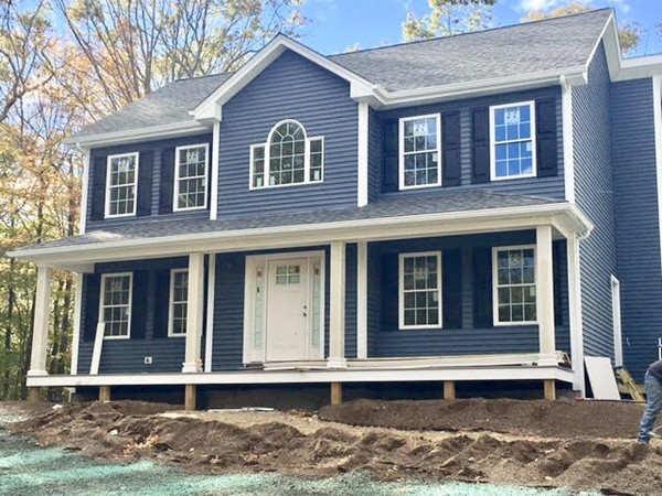 Lot 1 Oak St TO-BE-BUILT Dighton MA 02764