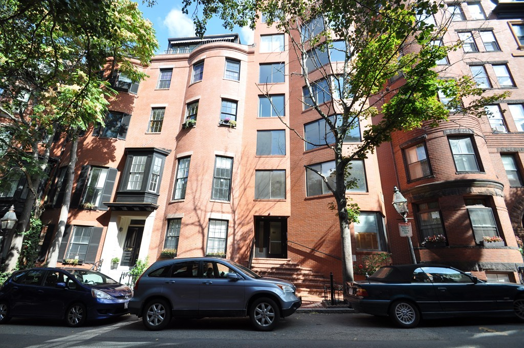 Beacon Hill condo for sale 32-34 Hancock Street