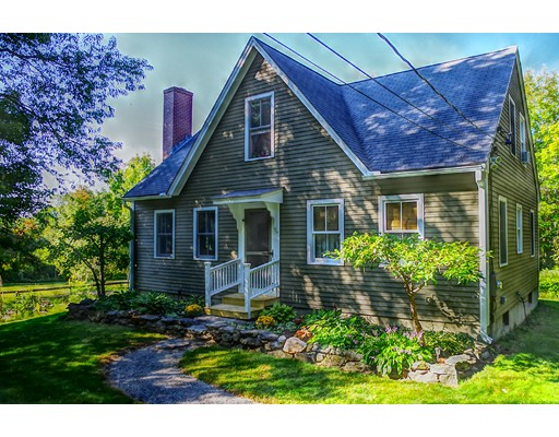 161 Rowley Hill Rd, Sterling, MA 01564