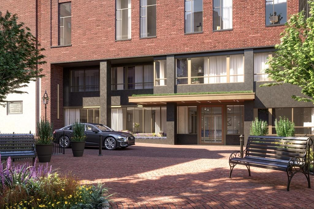 Beacon Hill Condominium Complex