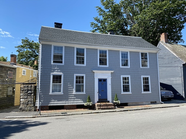 19 Franklin St., Marblehead, MA, 01945,  Home For Sale