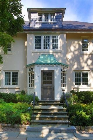 7 Garden Terrace, Cambridge, MA, 02138, Harvard Square Home For Sale