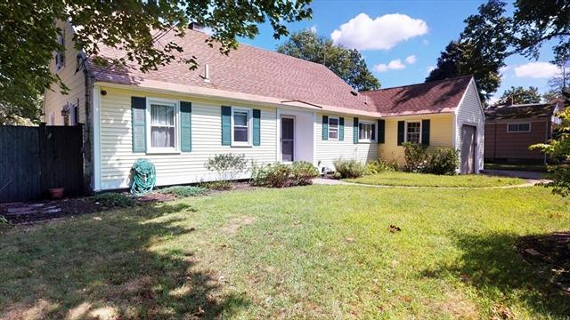 25 Pembroke Avenue Attleboro MA 02703