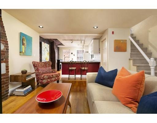 60 Melrose Street Unit 1, Boston - Bay Village, MA 02116