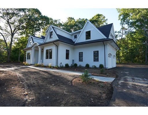 1 Ingleside Road, Wellesley, MA 02482