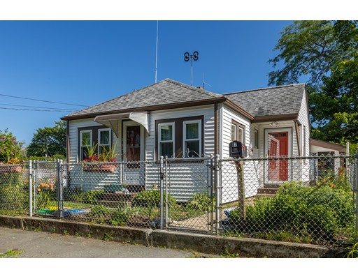 Great Cottage on front to back lot. Town water/sewer. Renovated kitchen and bathroom. Central air, hardwood floors, fenced in yard and an enclosed patio. Detached garage with off street parking. Walk to bike path from the end of the street and also a short distance to the beach!! Not in the flood zone.