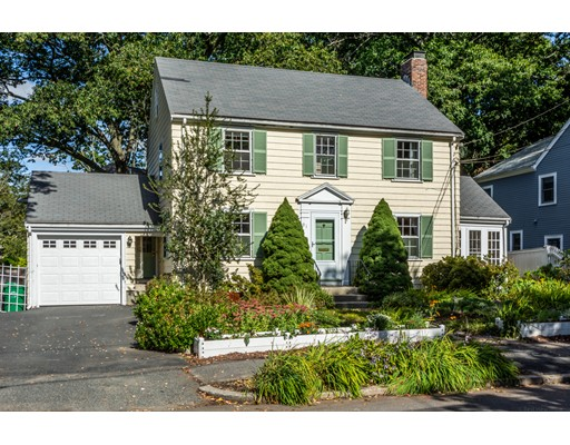 91 Shady Hill Rd, Newton, MA 02461