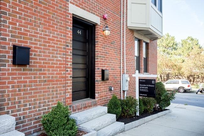 44 Sackville Street Boston MA 02129