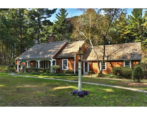 57 High Ridge Rd, Boxford, MA 01921