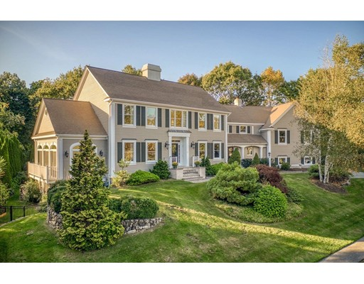 3 Buttonwood Drive, Andover, MA 01810