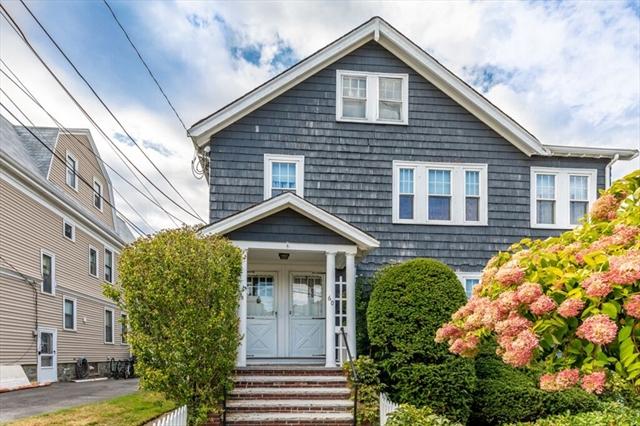 58-60 Burton St, Boston, MA, 02135, Brighton Home For Sale