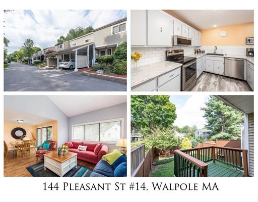 144 Pleasant St 14, Walpole, MA 02032
