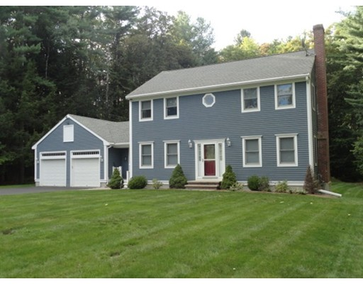 149 South Row Road, Townsend, MA 01469
