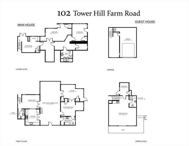 102 Tower Hill Farm Road Plymouth MA 02360