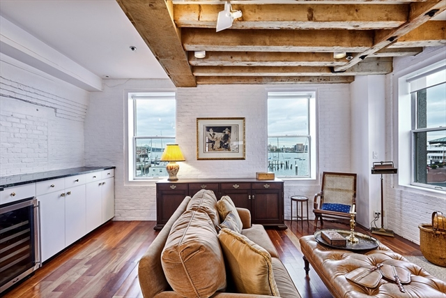 65 Commercial Wharf, Boston, MA, 02110, Waterfront Home For Sale
