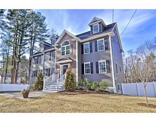 5 Whitney Street, Burlington, MA 01803