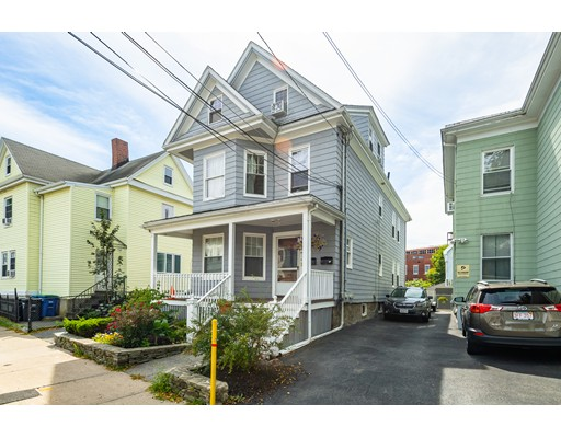 32 Radcliffe Road, Somerville, MA 02145