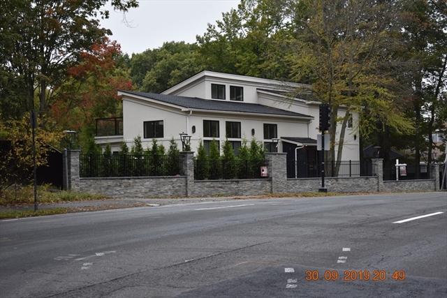 955 Hammond Street Brookline MA 02467
