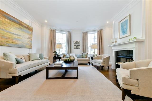 4 Joy Street, Boston, MA, 02108, Beacon Hill Home For Sale