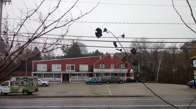 65 Southbridge Street Auburn MA 01501