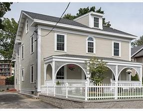 55 Jefferson Street #1, Newton, MA 02458