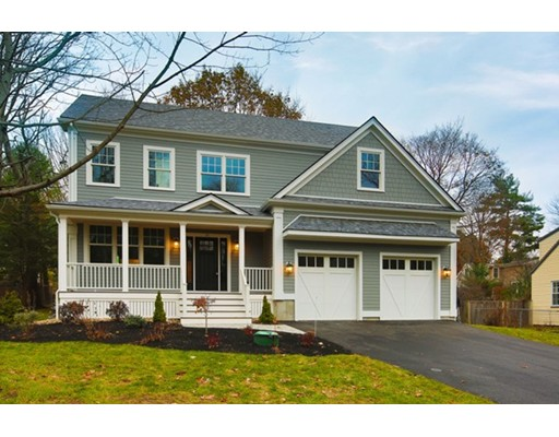 36 Ledgelawn Avenue, Lexington, MA 02420