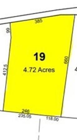 LOT 19 MORTON Lane Acushnet MA 02743