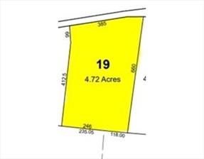 LOT 19 MORTON LANE, Acushnet, MA 02743