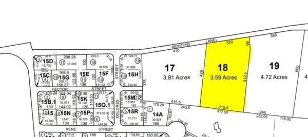 LOT 18 MORTON Lane Acushnet MA 02743