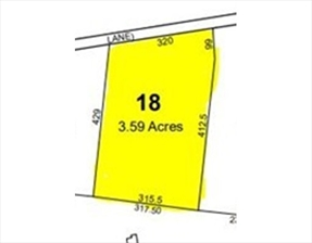 LOT 18 MORTON LANE, Acushnet, MA 02743