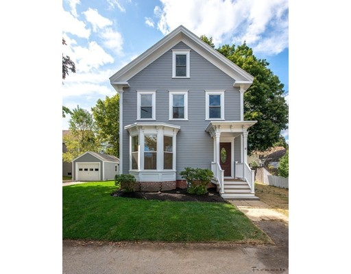 48 Church St, Merrimac, MA 01860
