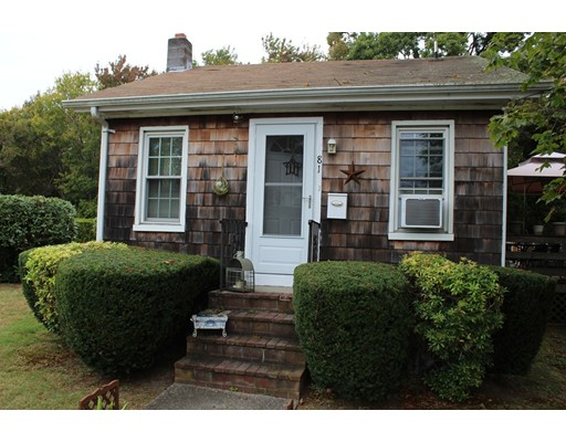 This charming and cozy home is located in South Dartmouth; close to beaches, walking paths and amenities. The primary floor is 640 Sq Ft with a full bath and spacious bedroom with walk-in closet. Additional 500 sq ft of completely finished basement includes additional bedroom or recreation area, full bath, storage, laundry room and separate walk-out. The exterior includes a wooden deck, ramp, and high-fenced in backyard for privacy. See the property for yourself and imagine the possibilities. All major appliances to transfer with sale of property.
