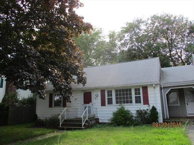 89 Caroline Street New Bedford MA 02740