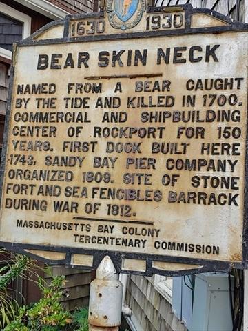 4 Bearskin Neck Rockport MA 01966