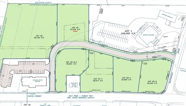Lot 3D-1 0 Wanoosnoc Road Fitchburg MA 01420